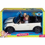 Barbie Casal Real Com Mini Cooper Bcg78 Mattel