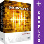 Kit Kontakt 5 + Os Melhores Samples (+ De 40gb, + De 10dvds)
