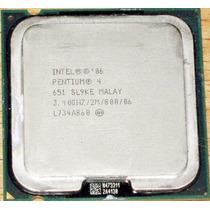 Processador Intel Pentium 4 3.40ghz Extreme 2m Cache Novo