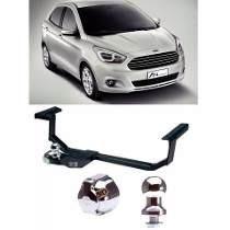 Engate Reboque Ford Ka Sedam 2015 Não Fura Veiculo