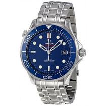 Relogio Omega Seamaster Blue Dial Automatic 212.30.41.20.03