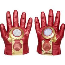 Luva Eletrônica Homem De Ferro - Original Hasbro