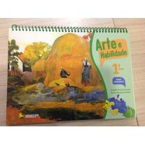 Livro Arte E Habilidade 1° Ano Ibep Edição Renovada