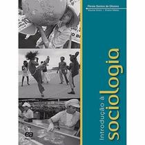 Livro Introdução À Sociologia - Volume Único - Ensino Médio