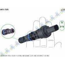 Sensor De Velocidade Scenic 2.0 8v 99/... - Mte
