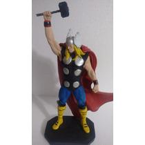 Thor Vingadores Estatua Boneco Resina 44 Centímetros.