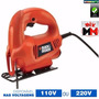 Serra Tico-tico 400w Black&decker Ks-405 - 110v