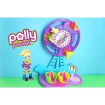 Polly Pocket Roda Gigante Açucarada