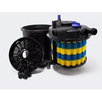 Filtro Para Lago Sunsun Cpf-15000 Uv Até 5.000 Litros 110v