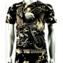 Camisa Survivor Rock Eagle Moto Tam M