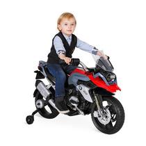 Moto Bmw Gs (vermelha) Elétrica 12v - Brinquedos Bandeirante
