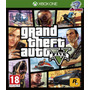 Jogo Xbox One - Grand Theft Auto Gta 5 - Novo