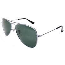 Óculos De Sol Ray Ban Aviador Infantil Rj9506s 200/71 - 50mm