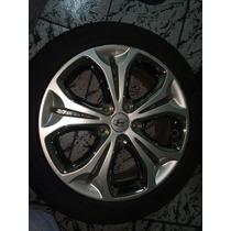 Hyundai I30 Rodas C/pneus Modelo Novo Aro 17 Original-usadas