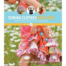 Livro Em Inglês - Sewing Clothes Kids Love