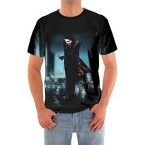 Camisa Coringa - Cavaleiro Das Trevas Malha Dry Fit