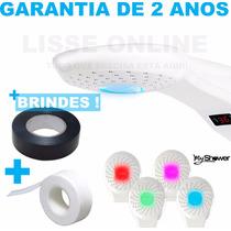 Ducha Eletrônica My Shower Microc. 7500w Led Banho De Luz