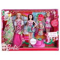 Barbie Um Natal Perfeito Palco Mattel