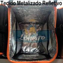 Tecido De 10x2 M Refletivo Metalizado Bolsa Térmica Prancha