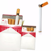 Isqueiro Recarregável Em Formato De Cigarro