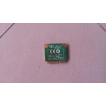 Placa Wireless Wi-fi Acer Aspire 5251 5551 5741 5741g 5741z