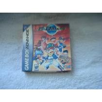 Jogo De Game Boy Advance Battle Bodaman