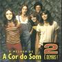 Cd - A Cor Do Som - Frutificar + Transe Total - 2 É Demais comprar usado  São Paulo