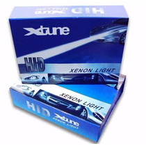 Kit Xenon Xtune 880/h27 8000 Kelvins Branco Azulado