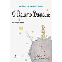 Livro - O Pequeno Principe - Antoine De Saint Exupéry