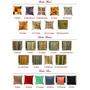 Capas Para Almofadas Acquablock Impermeável 40 X 40 Cm
