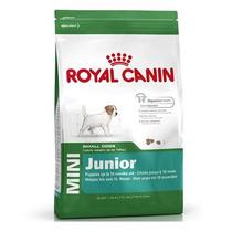 Ração Royal Canin Mini Junior Filhotes Raças Pequenas 7,5kgs