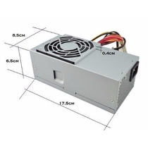 Fonte Para Dell Optiplex 3010/7010/390/790 Com Garantia