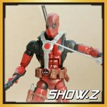 Boneco Action Figure Deadpool Xmen Marvel 16 Cm