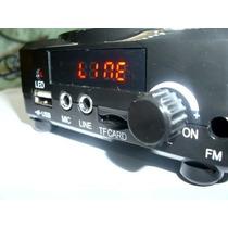 Módulo Amplificador De Potencia Para Caixa De Som, Pc, Not