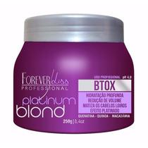 Btox Matizador Platinum Blond 250g - Btx Forever Liss
