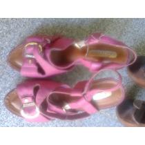 Lote Com 10 Sapatos Feminino Brechó Variados