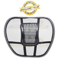 Apoio Lombar Ergonômico Coluna Postura Cadeira Banco Carro