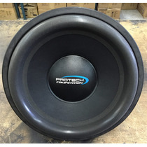 Subwoofer Protech Competition 15 - 2000wrms