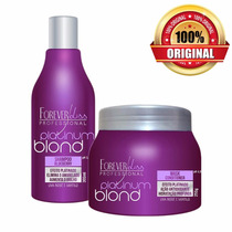 Platinum Blond Desamarelador Matizador magic Forever Lis -m3