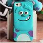 Capa Capinha Case Iphone 5/5s/5c/se Monstros Sa Sulley Top