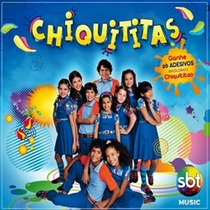 Chiquititas Remexe Cd