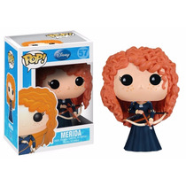 Princesa Disney Merida Funko Pop Brave Valente Disney