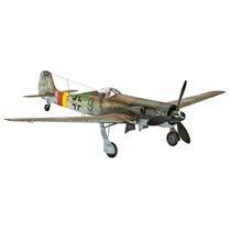 Modelo Plane - Revell Focke Wulf Ta152h Lutador Militar