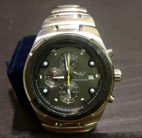 d0f76fd9842 Relógio Empório Armani - Ar 0690