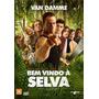 Dvd Bem Vindo A Selva Van Damme Original Raro