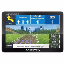Gps Discovery Channel 4.3