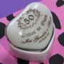 50 Lembrancinhas Casamento Bodas Porta-jóia Aniversário