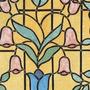 Papel Adesivo Contact - Plastico Ades 15mts - Vitrais Tulipa