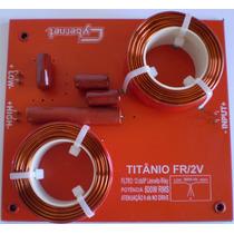 Cross. Divisor Frequência Cybernet Médio/driver Titanio 2via