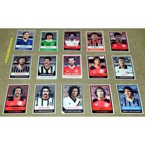 18 Cards À Sua Escolha - Modelo Futebol Cards Ping Pong